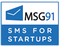 Partner for SMS Services - MSG91